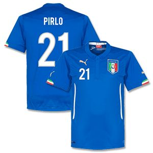 Puma Italy Home Boys Pirlo Shirt 2014 2015 (Fan Style Italy Home Boys Pirlo Shirt 2014 2015 (Fan Style Printing) http://www.comparestoreprices.co.uk/football-shirts/puma-italy-home-boys-pirlo-shirt-2014-2015-fan-style.asp