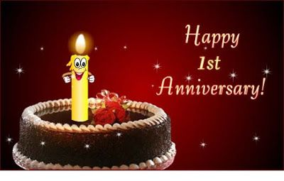 1st Anniversary wishes for wife