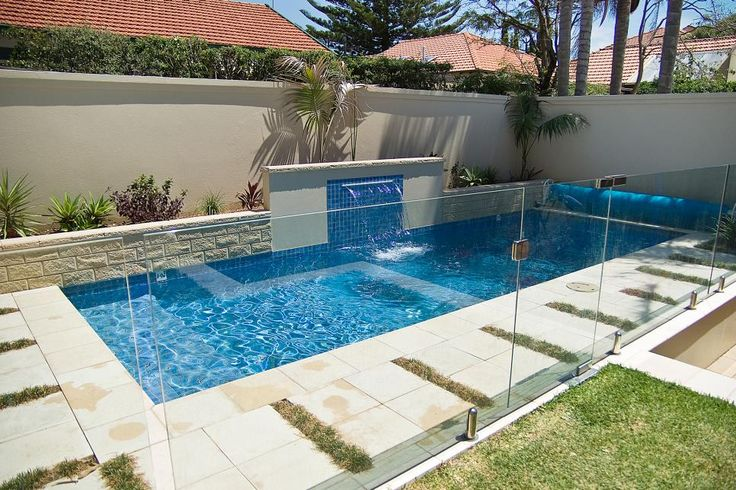 1000 images about pool on pinterest small yards for Water pool design