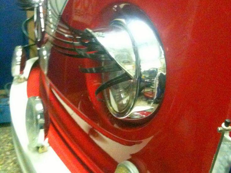 Rome tour by vintage car - #Rome #vintage #travel #italyXP #WeLoveItalyXP #Kombibus #italianstyle