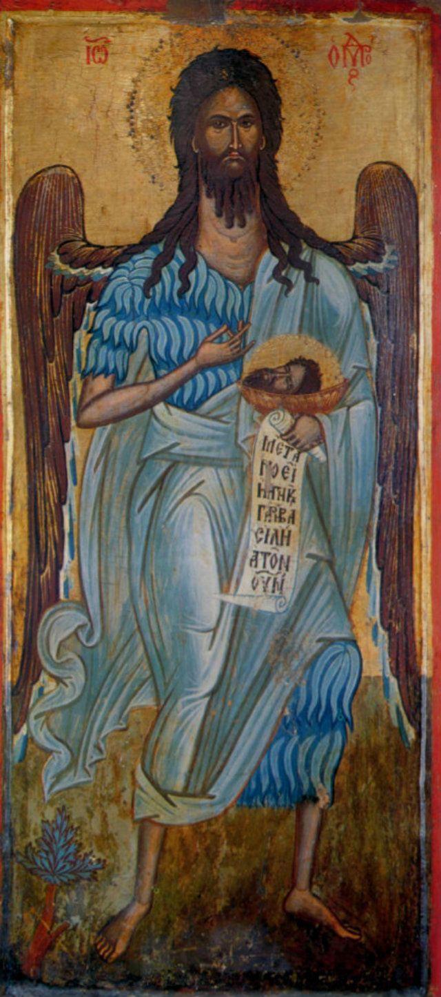 Иоанн Креститель древние иконы - Поиск в Google