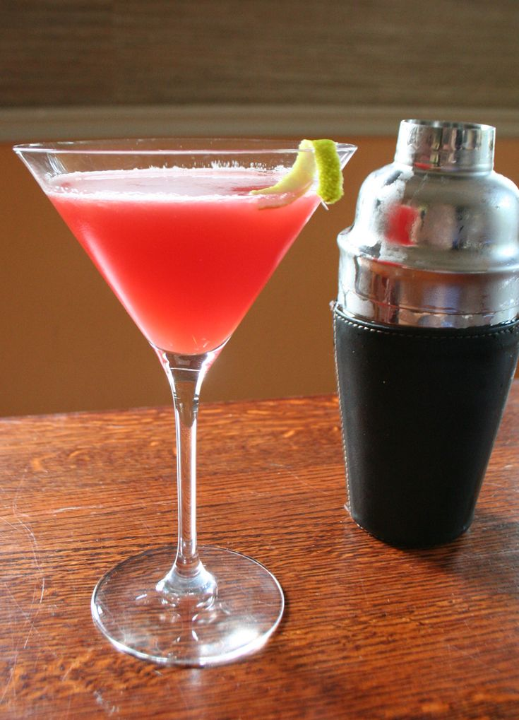 Ruby Red Martinis are gorgeous deep-red cocktails that combine Campari, vodka and Ruby Red grapefruit juice.