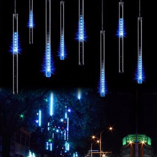 30cm Waterproof Meteor Shower Rain Tubes Led Light For Party Wedding Decoration Christmas Holiday Led Meteor Light Led Lights String Exterior String Lights From Best2011, $9.22| Dhgate.Com