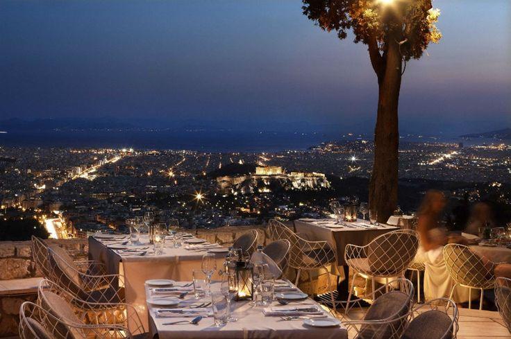 Αριστίππου 1, Λυκαβηττός (Είσοδος Τελεφερίκ), Αθήνα - τηλ: +30 210 7227065 - http://www.orizonteslycabettus.gr