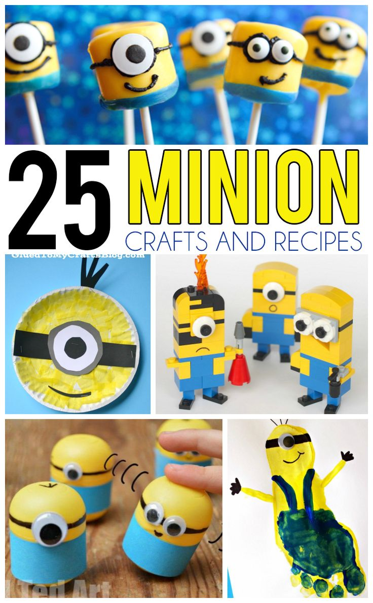 70 best despicable me activities images on pinterest diy crafts