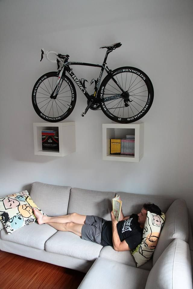 Le vélo ? Du pure art.