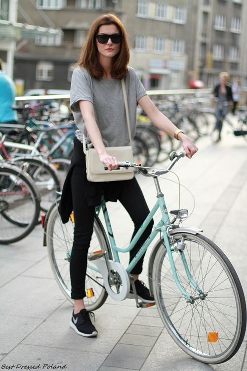 Style is Eternal | Shared from http://hikebike.net