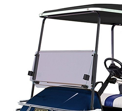 NEW RecPro EZGO TXT 19942013 TINTED WINDSHIELD WITH FOLDING ACRYLIC FOR GOLF CARTS * Learn more by visiting the image link. Note:It is Affiliate Link to Amazon.
