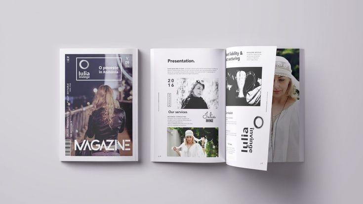 Iulia Gorneanu, Toud, Identitate, logo, branding, creatie