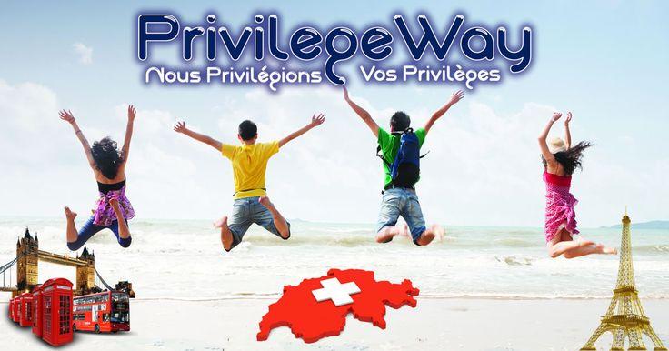 PrivilegeWay est un programme francophone