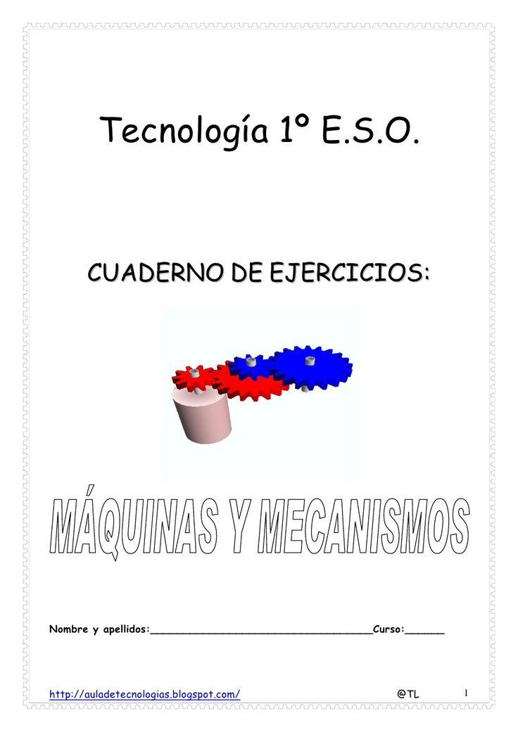 MAQUINAS Y MECANISMOS by auladetecnologias via slideshare