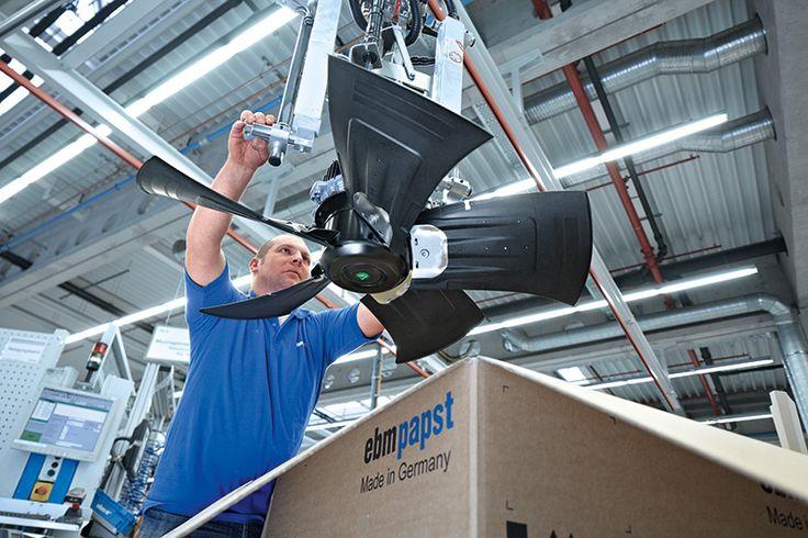 Als weltweiter Innovationsführer bei Ventilatoren und Motoren mit über 15.000 unterschiedlichen Produkten bietet ebm-papst für praktisch jede Aufgabe in der Luft- und Antriebstechnik die passende Lösung.