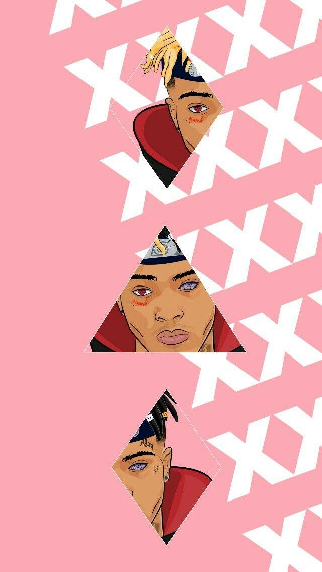 XXXTENTACION By; Allen