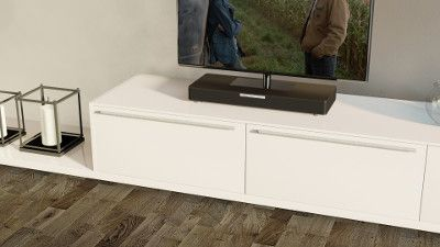 Teevy 6 Soundbase From Crystal Acoustics - CE Pro Europe