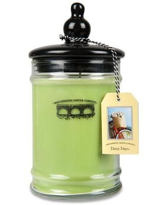 Bridgewater Candles 18.5 oz Jar Candle, Daisy Days -- Click on the image for additional details.