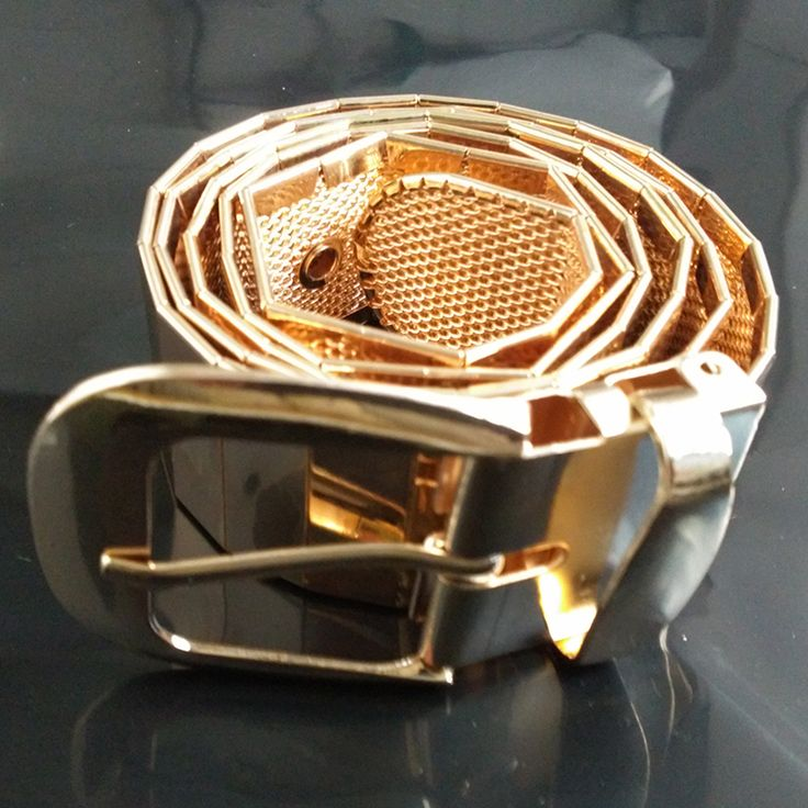 Metal Mens Belts Gold Luxury Belt For Man and Woman  Link:http://www.dhgate.com/store/product/metal-mens-belts-gold-luxury-belt-for-man/374722606.html