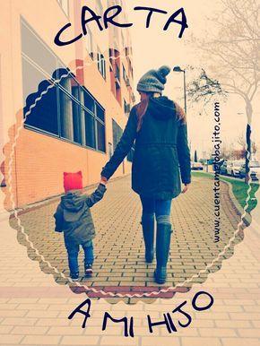 Cuéntamelo Bajito: Carta a mi hijo