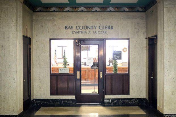 Bay County Clerk order birth, death, marriage certificates online