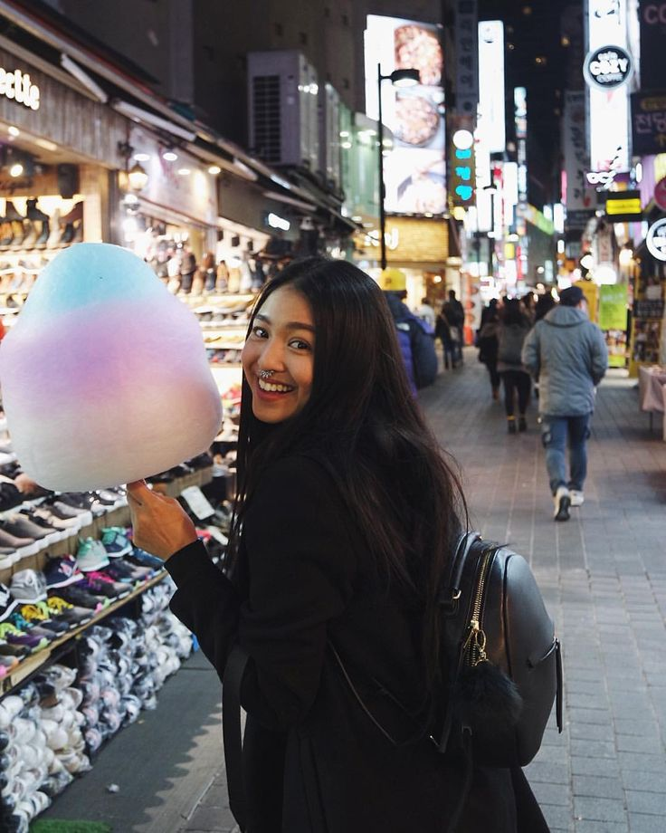 """Nadine Lustre on Instagram: """"Excuse me while I devour this fluffy ball of rainbow on a stick """""""