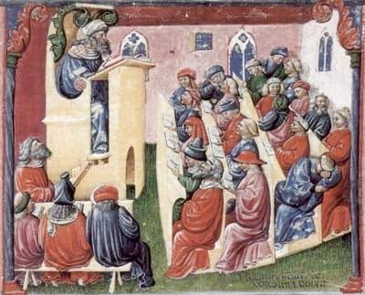 Education in the Middle Ages
