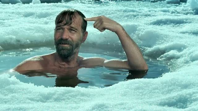 Wim Hof is a holder of 20 Guinness World Records for withstanding extreme temperatures. He has climbed Everest and Kilimanjaro in only shorts and shoes, stayed comfortably in ice baths for hours, and run a marathon in the desert with no water. Wim is able to accomplish these feats with ease t