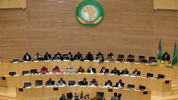 العيش معا في سلام مجلس السلم والأمن للاتحاد الإفريقي يشيد بجهود المغرب Basketball Court Court