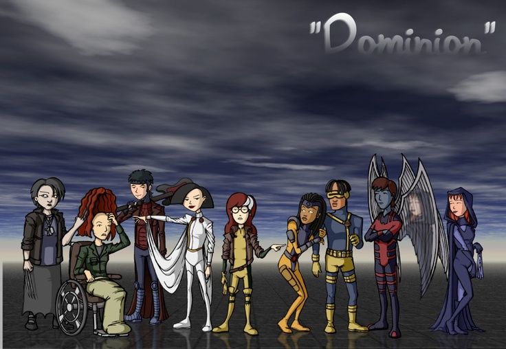 The Greatest X-Men Crossover and Mash-Up Art of All Time