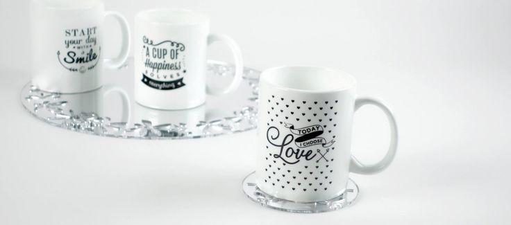 Bluvanilla tazze mug tazze personalizzate. #mug #graphicdesign #happiness #collection #bluvanilla #creamadesign