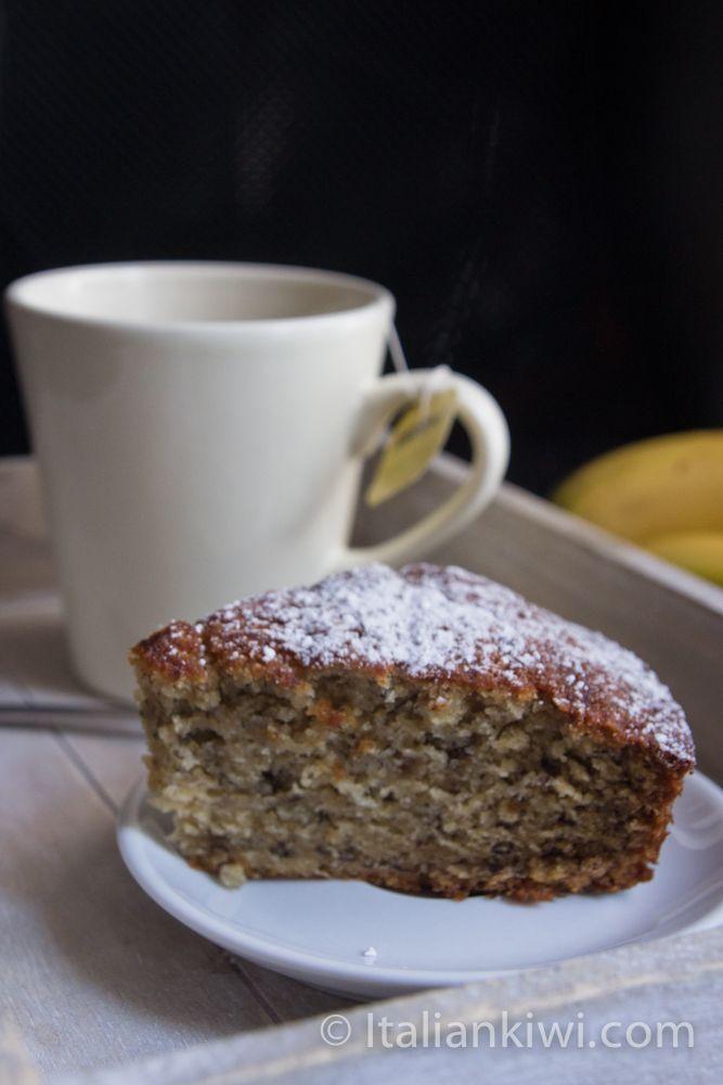 Banana cake recipe from New Zealand!