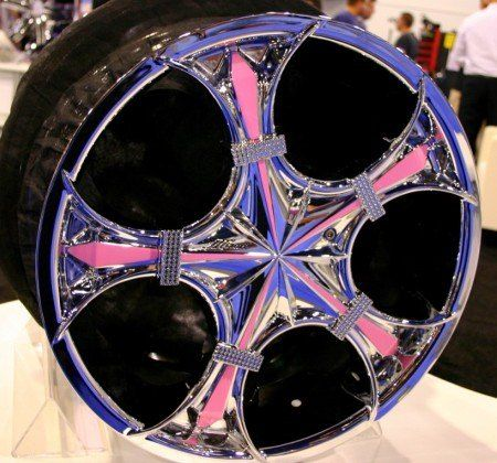 hot pink rims for sale