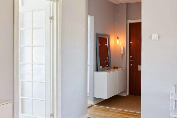 7 ideas para aprovechar pasillos y entradas no te lo - Mueble zapatero entrada ...