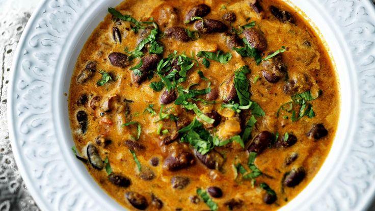 Atul Kochhar's spiced red kidney beans