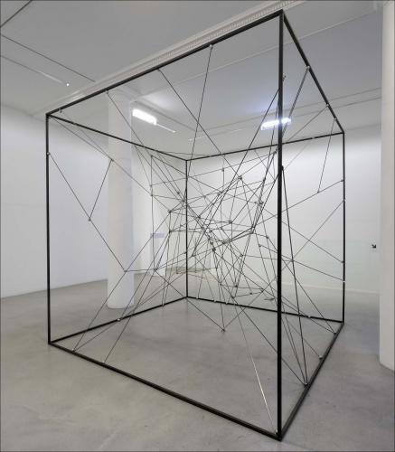 Michel François | Critique | Michel François | Paris 6e. Galerie Kamel Mennour                                                                                                                                                                                 Plus