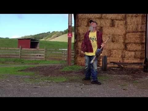 ▶ Seasick Steve - Down On The Farm - YouTube