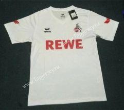 2016-17 FC Köln  Home White Thailand Soccer Jersey