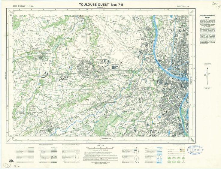 L'aire urbaine de Toulouse