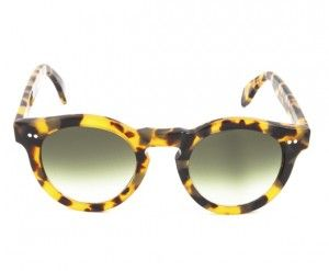ICEBLINK #010 45 AMBER TURTLE G15 GRADIENT Frame: amber turtle Lens: g15 gradient High quality sunglasses hand made in Italy EXPRESS FREE SHIPPING