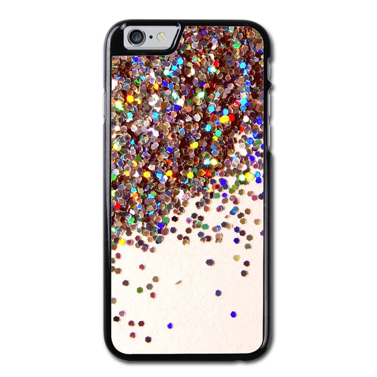 Sparkle Glitter Phonecase for iPhone 6/6S Case Brand new.Lightweight, weigh approximately 15g.Made from hard plastic, also available for rubber materials.The case only covers the back and corners of your phone.This case is a one-piece case that covers the back and sides of the phone. There is no front for the case.This is a non-peeling nor a non-fading print. Meaning, over time it will continue to look just as amazing as it did when you first received it.
