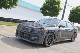 2015 Dodge Charger SRT Spy Shots, Gallery 1