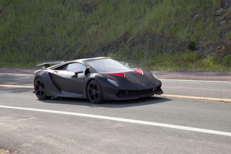 Need for Speed movie Lamborghini Sesto Elemento