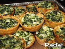 Ricette di PICCOLE QUICHE AI FUNGHI, Ricette di Torta salata ai funghi porcini | Ricette di cucina