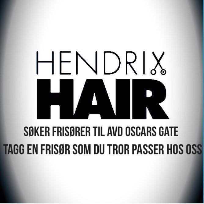 Vi søker frisører og kanskje er du en av de vi søker. Send oss en mail til post@hendrix.no hvis du er interessert. #hendrixhair #hendrixhairfrogner #visøkerfrisører by hendrixhair