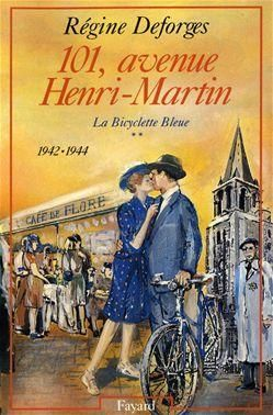 """Nathalie N #CybookLecture """"Ce matin j'ai terminé Demain J'arrête de Gilles Legardinier et je poursuis ma journée avec 101 avenue Henri Martin (la suite de la bicyclette bleue) de Régine Deforges. .. bon week end et bonne lecture"""" #VendrediLecture"""