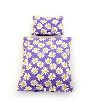 Sängkläder docksäng Daisy