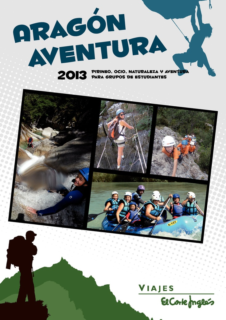 Disfruta de unos días de aventura en Aragón con viajes el corte inglés http://www.ofertia.com/tiendas/viajes-el-corte-ingles
