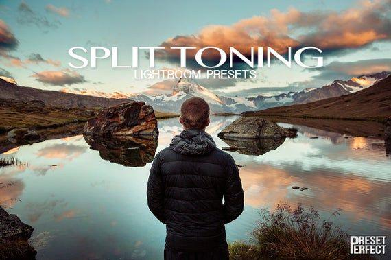 Lightroom split toning presets