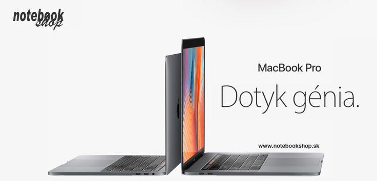 Nové notebooky Apple MacBook Pro 2016 u nás dostanete s bezplatnými službami (zaučenie, prenos dát) a bonusmi navyše http://www.synetics.sk/macbook-pro.html