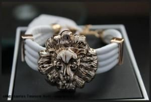 Lion Leather Band