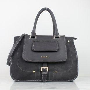 New Prada handbag-8501 gray $239