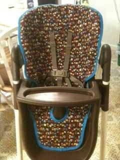 high chair cover housse si ge chaise haute b b pinterest chaises hautes housses et chaises. Black Bedroom Furniture Sets. Home Design Ideas